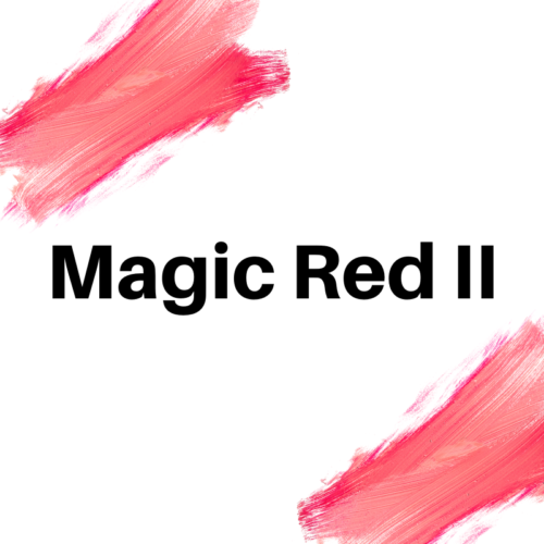 MAGIC RED II