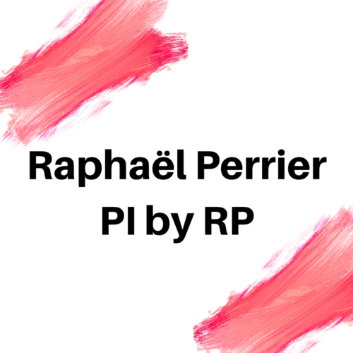 RAPHAEL PERRIER PI BY RP