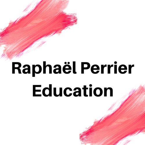 RAPHAEL PERRIER EDUCATION