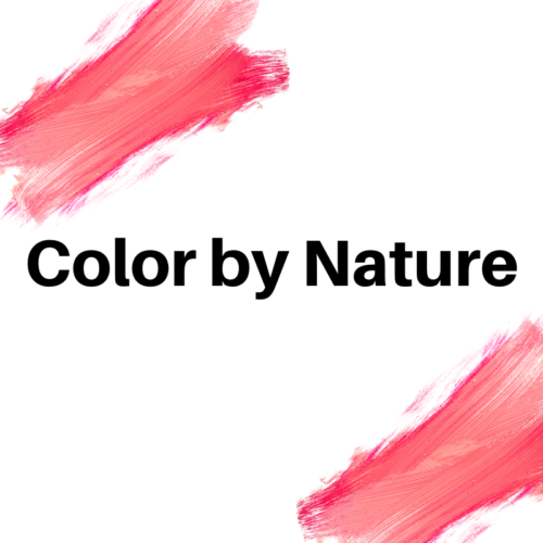 COLOR BY NATURE
