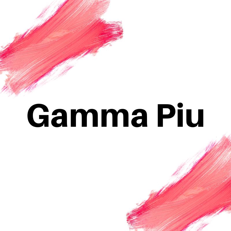 GAMMA PIU