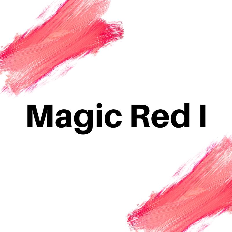 Magic Red I