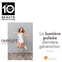 Focus produit : Lumière pulsée by Mondial Beauté