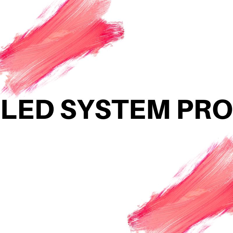 LED SYSTEM PRO