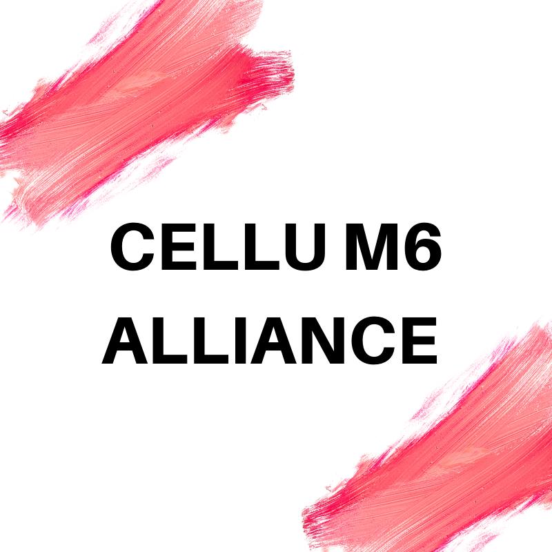 CELLU M6 ALLIANCE